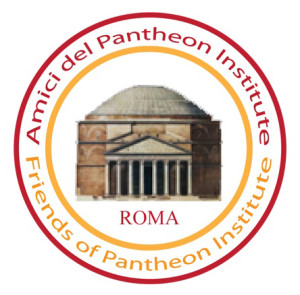 Friends of Pantheon Institute discount partners logo